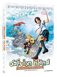 Oblivion Island: Haruka & The Magic Mirror [Import USA Zone 1]