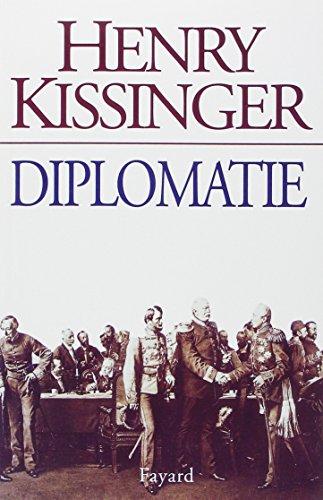 Diplomatie par Henry Kissinger