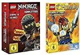 Lego Ninjago 1-6 Komplettbox + Lego Legends of Chima Komplettbox / DVD Box Set