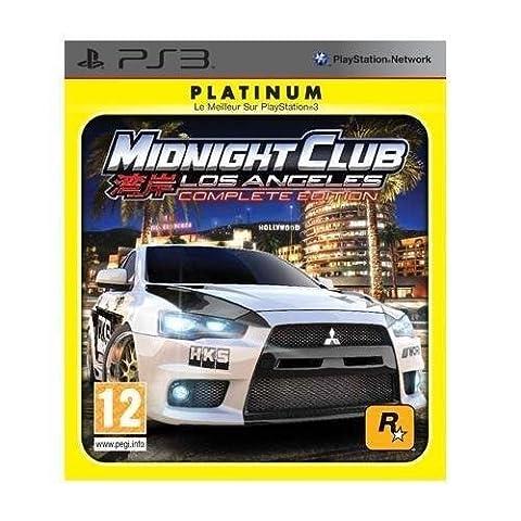 Midnight club Los Angeles - complete
