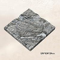Guo Posacenere personalità creativa Soggiorno europea Retro mestiere di pietra doni naturali di pietra antica Cigar Ashtray ( colore : # 5 )