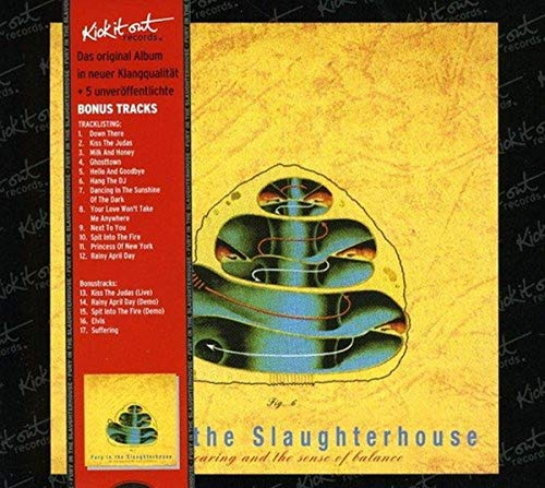 fury in the slaughterhouse cd 2017 The Hearing and the Sense of Balance/Remastered
