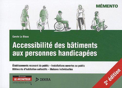 Accessibilit des btiments aux personnes handicapes