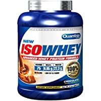 Quamtrax Nutrition Supplemento Nutrizionale Isowhey 5 lb