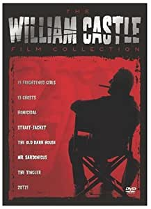 William Castle Film Collection [DVD] [Region 1] [US Import] [NTSC]