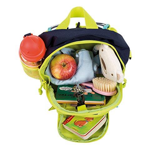 *Lässig Lässig Kindergartenrucksack Kindergartentasche, Mini Backpack Little Monsters Bouncing Bob, Türkis Sac à dos enfants, 27 cm, Multicolore (Bunt) Magasin en ligne