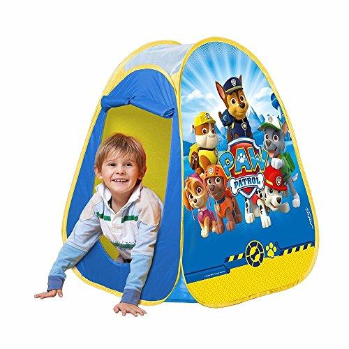 John Pop Up Zelt | Paw Patrol | Kinder Spielzelt | Kinderzelt | Wurfzelt