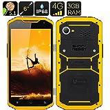 High Tech Best Deals - MFOX A10 Pro norme militaire Smartphone - IP68