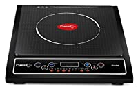 The Pigeon Cruise induction cooktop is a must-have for modern day kitchens. Easily portable, For a high heating efficiency, this Pigeon induction uses a bigger heating element. This sleek and trendy cooktop is made of microcrystal plate and occupies ...