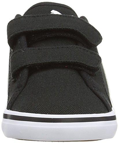 Puma Elsu V2 Cv V, Baskets Basses Mixte Enfant Noir (Black/White/Gum)