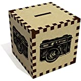 Azeeda 'Klassische Kamera' Sparbüchse / Spardose (MB00006246)
