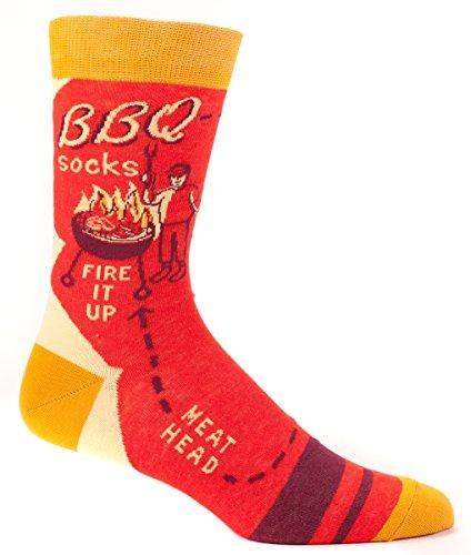 bbq-chaussettes-mens-crew-chaussettes
