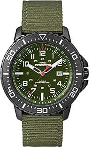 Timex Expedition Uplander Black/Green T49944