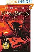 #4: Harry Potter and the Order of the Phoenix (Harry Potter 5)