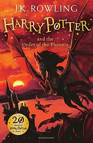 51q1qV1d2NL - Harry Potter and the Order of the Phoenix: 5/7