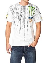 Tee Shirt DC Shoes Monster/Ken Block Spill - Homme
