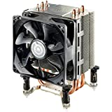 Cooler Master Hyper TX3i Ventilateur de processeur '3 Heatpipes, 1x 92mm PWM Fan, 4-Pin Connector' RR-TX3E-22PK-B1