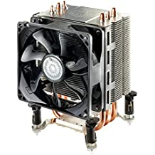 Cooler Master Hyper TX3i - Ventiladores de CPU '3 Heatpipes, 1x Ventilador PWM de 92mm, 4-Pin Connector' RR-TX3E-22PK-B1