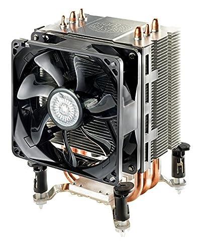 Cooler Master Hyper TX3i Ventilateur de processeur '3 Heatpipes, 1x 92mm PWM Fan, 4-Pin Connector' RR-TX3E-22PK-B1