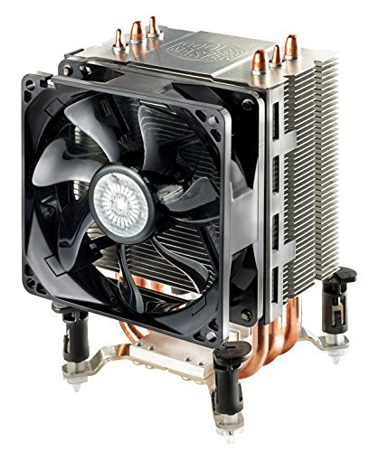 COOLER MASTER RR-TX3E-22PK-B1 - VENTILADOR DE CPU HYPER TX3I PARA INTEL LGA 1151/1150/1156/1155/775