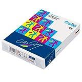 Color Copy Papier (DIN A4, 210 x 297 mm, FSC-zertifiziert, 500 Blatt pro Ries) weiß