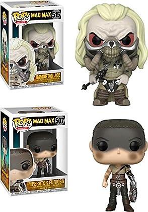 Funko POP! Mad Max Fury Road: Immortan Joe + Fu...