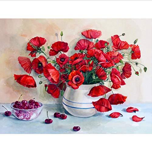 CBUSYS Pintura De Aceite De Cártamo Pintada A Mano Creativa Pintura Al Óleo Digital 24 Pigmento Pigmento De Color Pintura De Bricolaje por Número