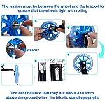 a-ray-of-sunshine-Stabilizzatore-rotelleRotelle-universali-per-Bicicletta-da-BambinoRuote-Ausiliarie-per-La-BiciclettaRotelle-stabilizzatoreRotelle-Bici-BambinoTraining-Wheels-for-Bambini-Bikes