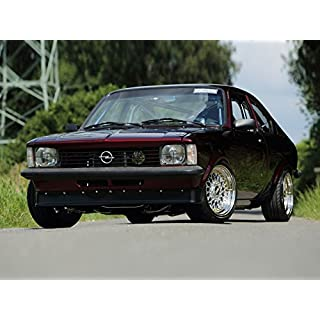 Tuning - Opel Kadett C Coupe, Part 4
