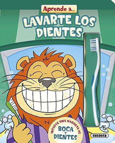 Aprende a lavarte los dientes por Susaeta Ediciones S A