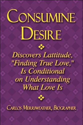 Consumine Desire Cover Image