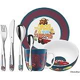 WMF - Juego Niño 7 piezas Cars Disney