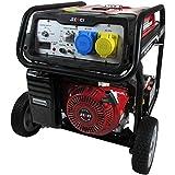 Best Diesel Generators - Senci SC9000-II Frame Mounted Petrol Generator 8kw Review