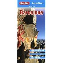 Barcelone : Plan de ville
