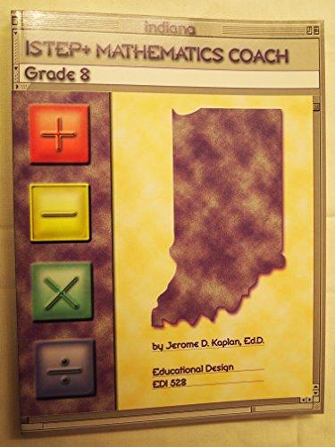 ISTEP+ Mathematics Coach Grade 8