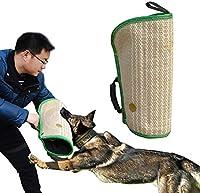Dan Equipement d'Education de Chien Chiot Manche de Protection Manche Anti Morsure,adaptent Le Pit-Bull Berger Allemand Mastiff