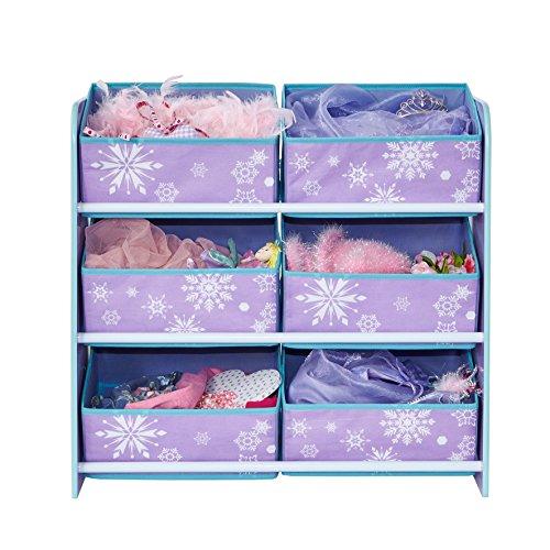 Frozen 471FRN - Unidad de almacenamiento para niños, color morado