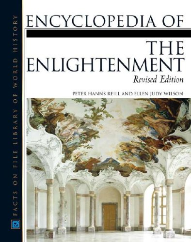 Encyclopedia of the Enlightenment (Facts on File Library of World History)