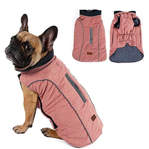 Outgoings kalter hund streicheln mantel jacke weste warm outfit kleider für kleine bis mittlere große hunde haustier hunde kleider -