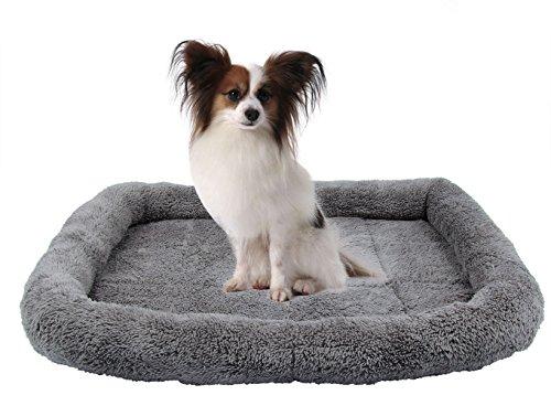 WINTHOME Luxe Lit pour chien Doux et chaud pour animal...