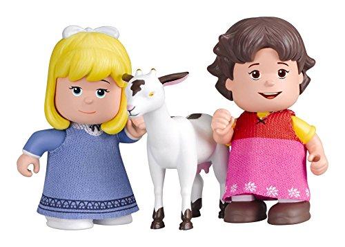 Rohr mit Figuren (Berühmte 700012779b) Heidi, klare und bianchinas ()