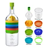 SHENNOSI® Multipurpose Function Kitchen Tool Bottle 8 In 1