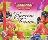 Teekanne Früchtegarten Beerentraum 40 Beutel, 6er Pack (6 x 110 g)