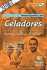 2018 - Celadores. Temario Especifico y Test. Servicio Gallego de Salud. SERGAS.