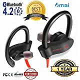 6MAI 4.2 Wireless Bluetooth Earbud Redmi Note Pro & Other Mi,Android Compatible earset