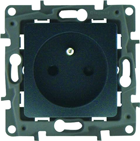 Legrand LEG200395 6 Sockets with Earth for Assembly Cast Iron