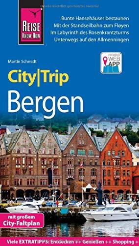 Preisvergleich Produktbild Reise Know-How CityTrip Bergen: Reiseführer mit Stadtplan und kostenloser Web-App