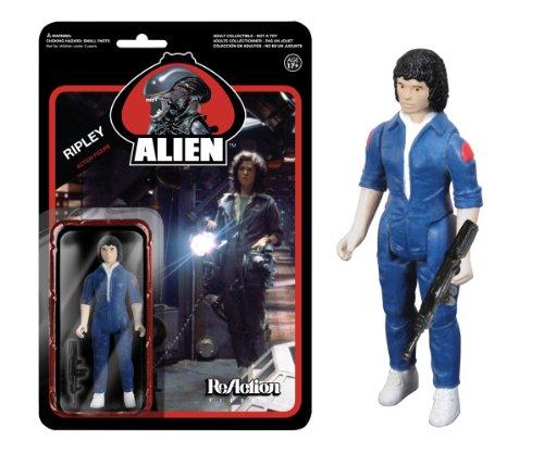 ReAction Alien Figuras Figura Ripley Acción 1