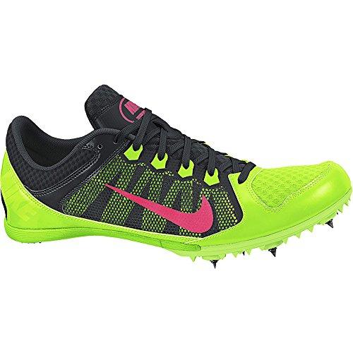 Nike Zoom Rival Md 7 Track Spike Elektro-grün / schwarz / Hyperschlags Grö�e 11,5 M Us (Nike Rival Md)