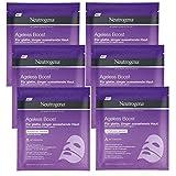 Neutrogena Ageless Boost idrogel Maschera, Confezione da (6X...